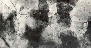 Gold Leaf and Sumi 2