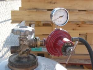 propane regulator