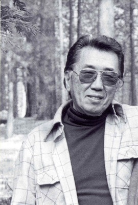 Sueo Serisawa - Idyllwild California