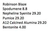 Robinson Blaze