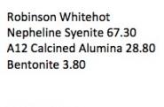 Robinson Whitehot